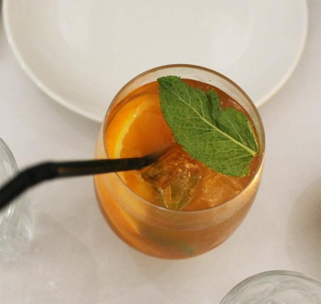Honey & Co | Restaurant review | Cake + Whisky