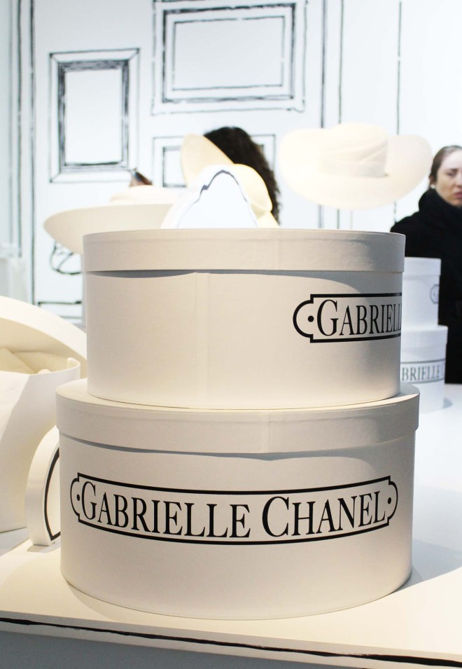 Mademoiselle Privé at the Saatchi Gallery | Cake + Whisky