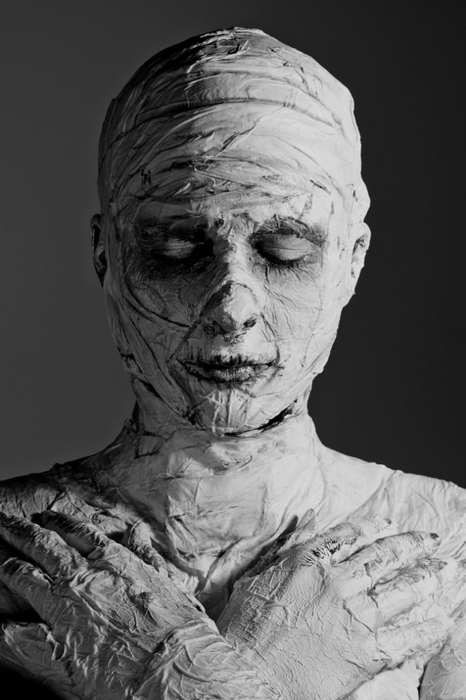 Mummy from The Cherry Blossom Girl