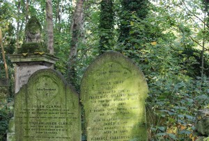 This was Halloween | Abney Park Cemetery, Stoke Newington, London