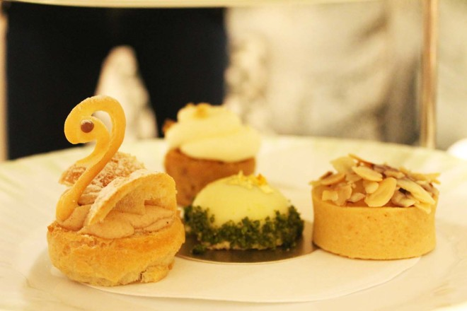 Afternoon Tea at Park Tower Knightsbridge | Cake + Whisky