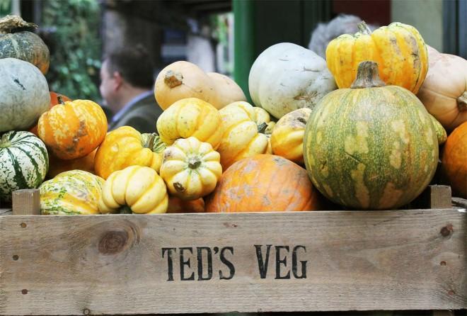 Ted's Veg | Cake + Whisky