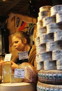 Borough Market, London | Cake + Whisky