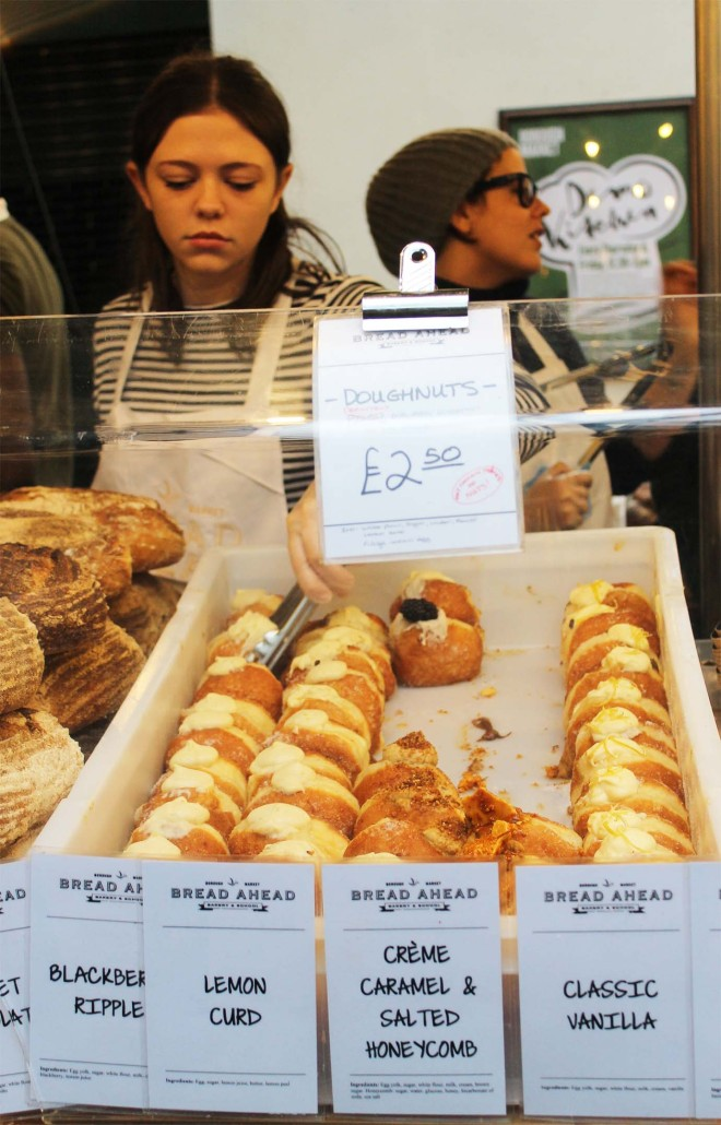 London's best doughnuts: Bread Ahead | Cake + Whisky