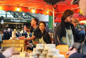 Borough Market, London | Cake + Whisky