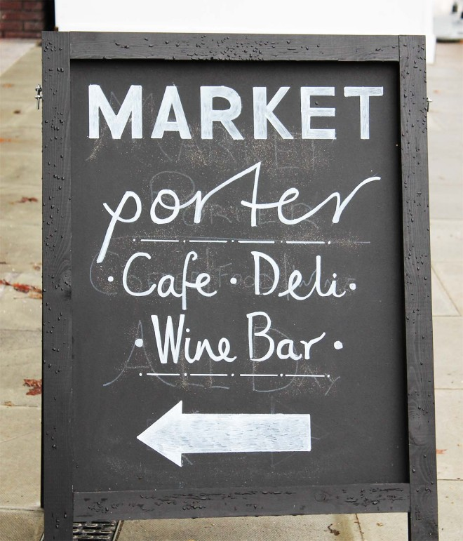 Market Porter, Battersea, London | Cake + Whisky
