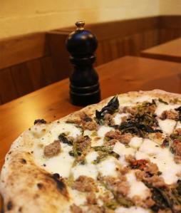 Pizza Pilgrims, Exmouth Market | Cake + Whisky