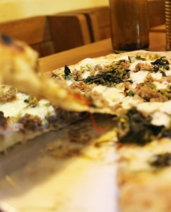 Pizza Pilgrims, Exmouth Market | Cake + Whisky