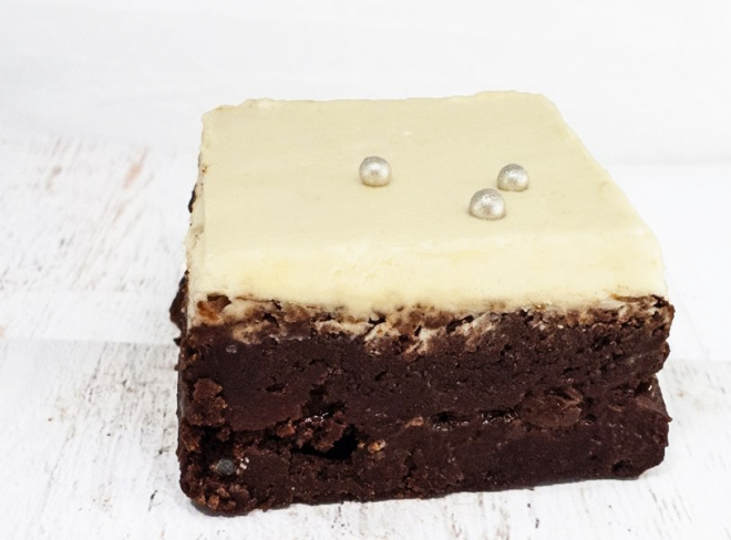 7 mince pies having an identity crisis | Bad Brownie mince pie brownie