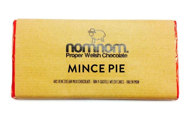 7 mince pies having an identity crisis | Nom Nom mince pie chocolate