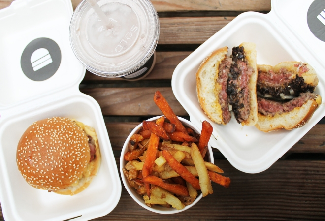 Bleecker Burger, Spitafields | Cake + Whisky