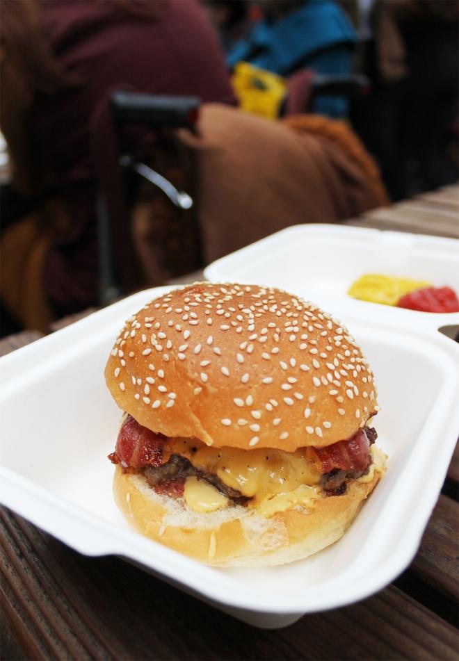 Bleecker Burger, Spitafields   Cake + Whisky
