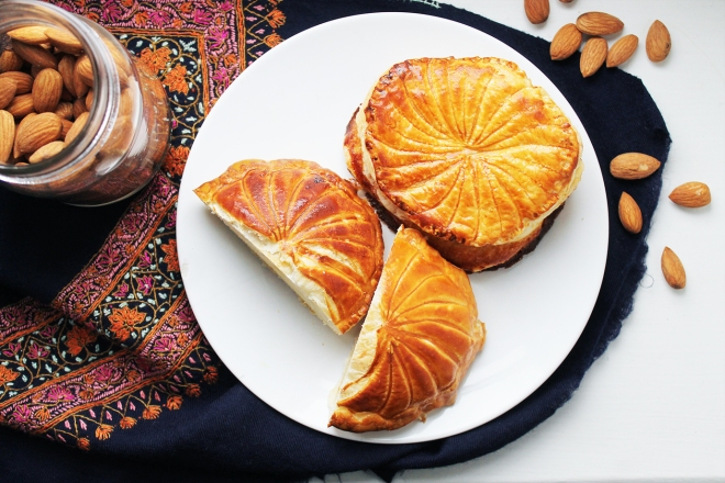 Orange & Cardamom Galette des Rois | Cake + Whisky