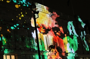 Lumiere London 2016 | Cake + Whisky