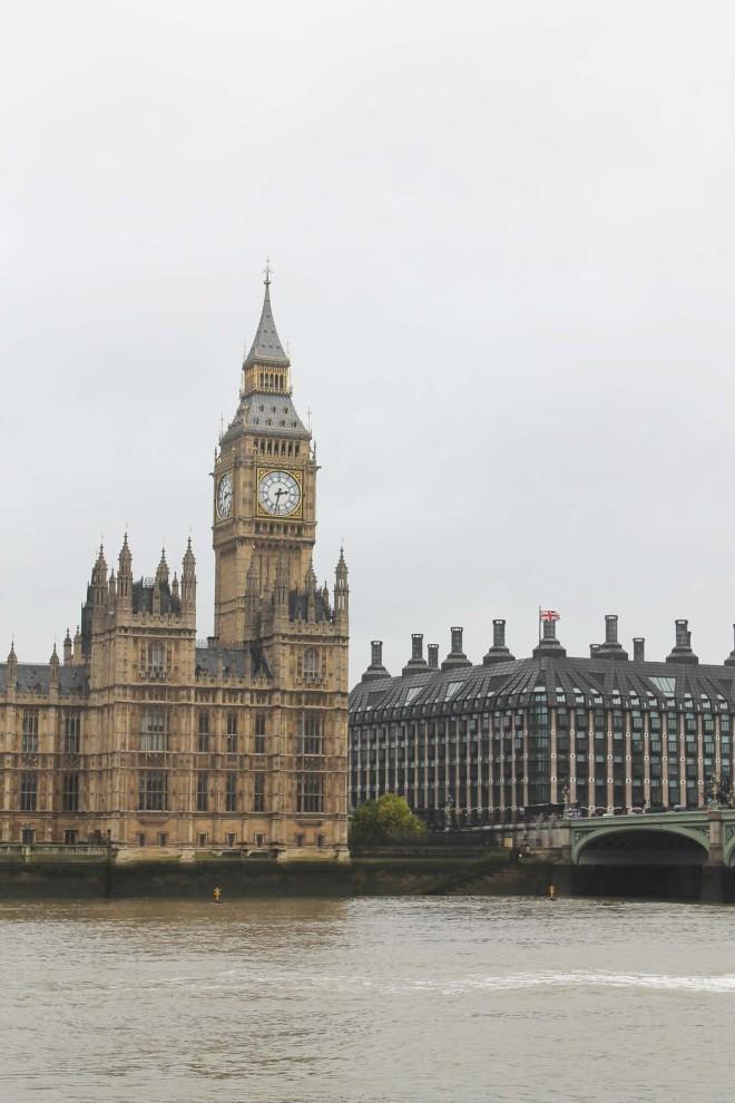 London Big Ben November 2015