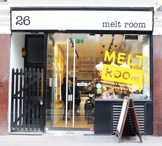 Melt Room {Restaurant review} | Cake + Whisky