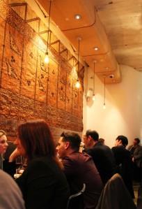 Tapa Room at The Providores   Cake + Whisky