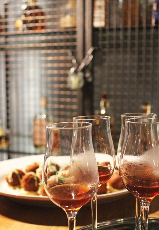 Butchery Masterclass at Barbecoa | Cake + Whisky