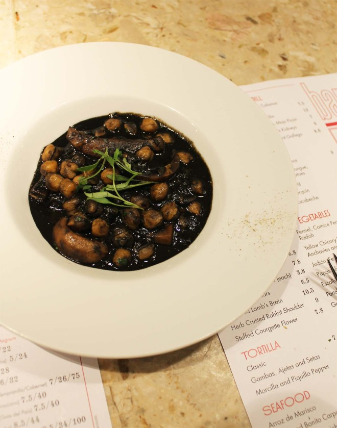 London's best tapas at Barrafina Adelaide St.| Cake + Whisky