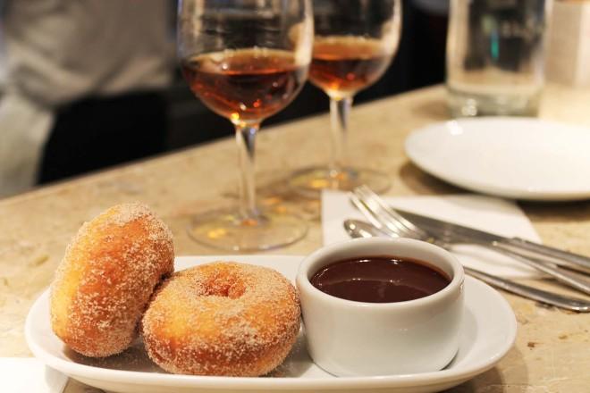 London's best tapas at Barrafina Adelaide St.| Cake + Whisky
