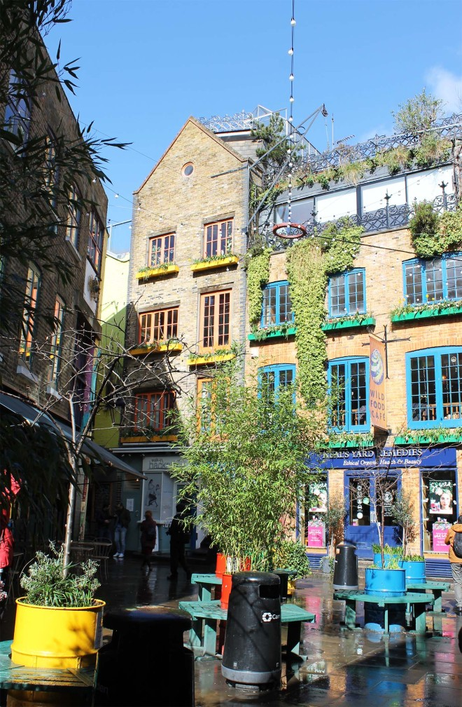 Native, Neal's Yard | Cake + Whisky