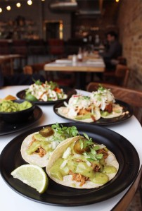 Taco feast at Taqueria, Notting Hill | Cake + Whisky
