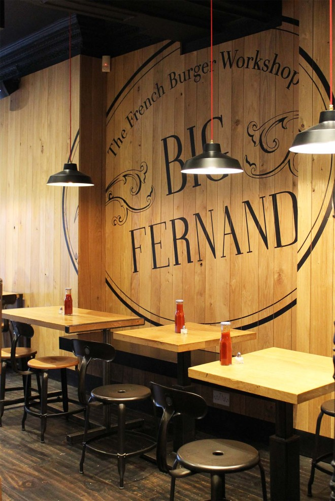 Big Fernand, London | Cake + Whisky