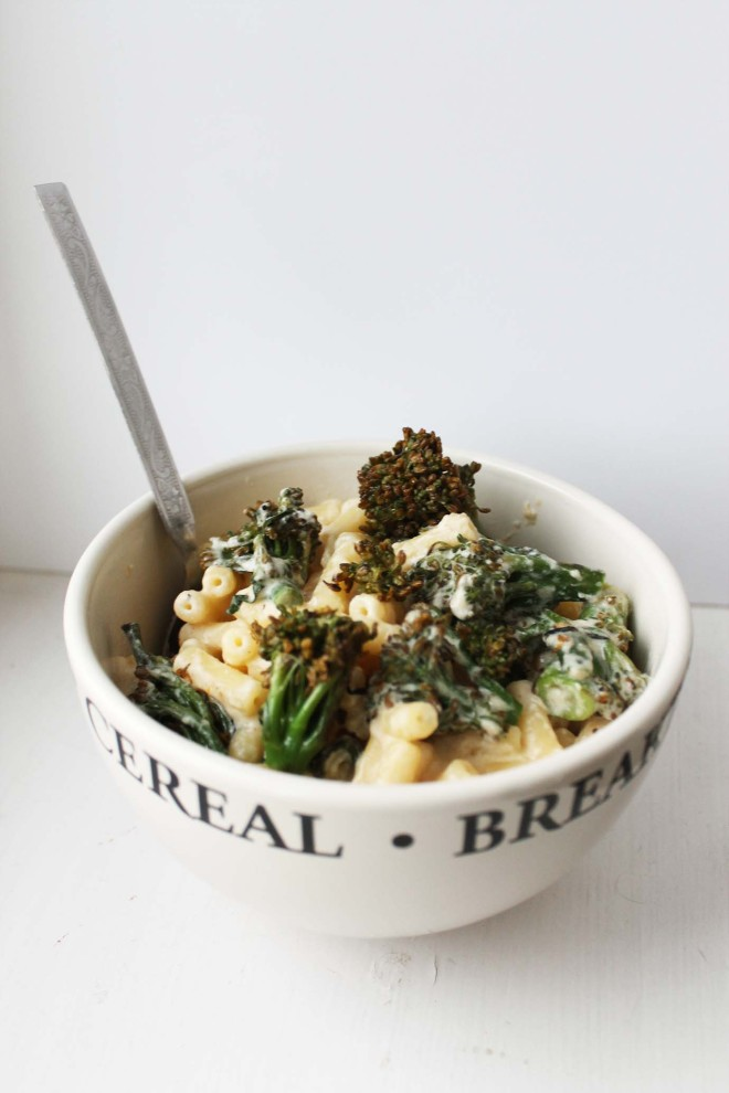 One-pot Broccoli Mac 'n' Cheese | Cake + Whisky