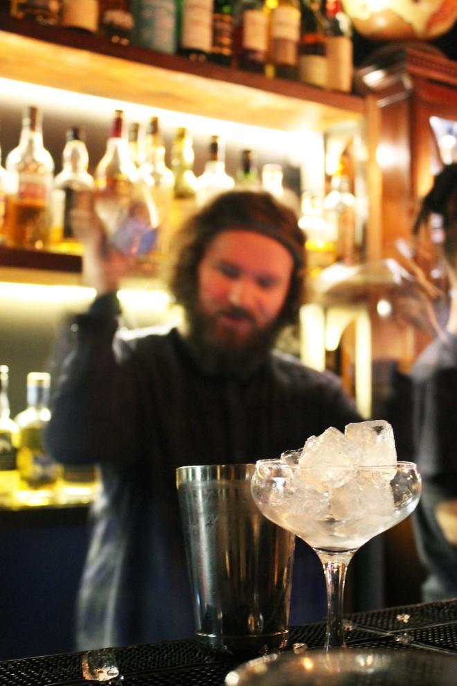 Dusk til Pawn, Manchester | Cake + Whisky
