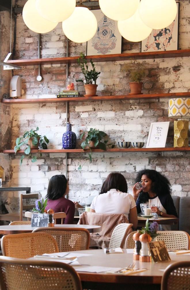 Evelyn's Cafe Bar, Manchester | Cake + Whisky