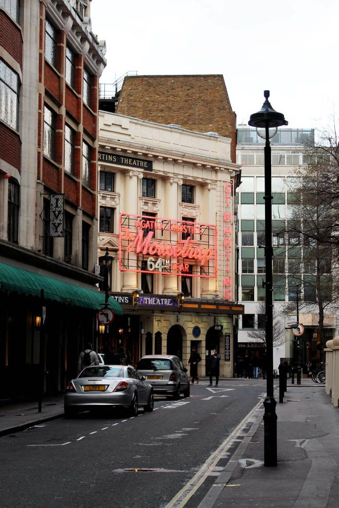 The Mousetrap, London | Cake + Whisky