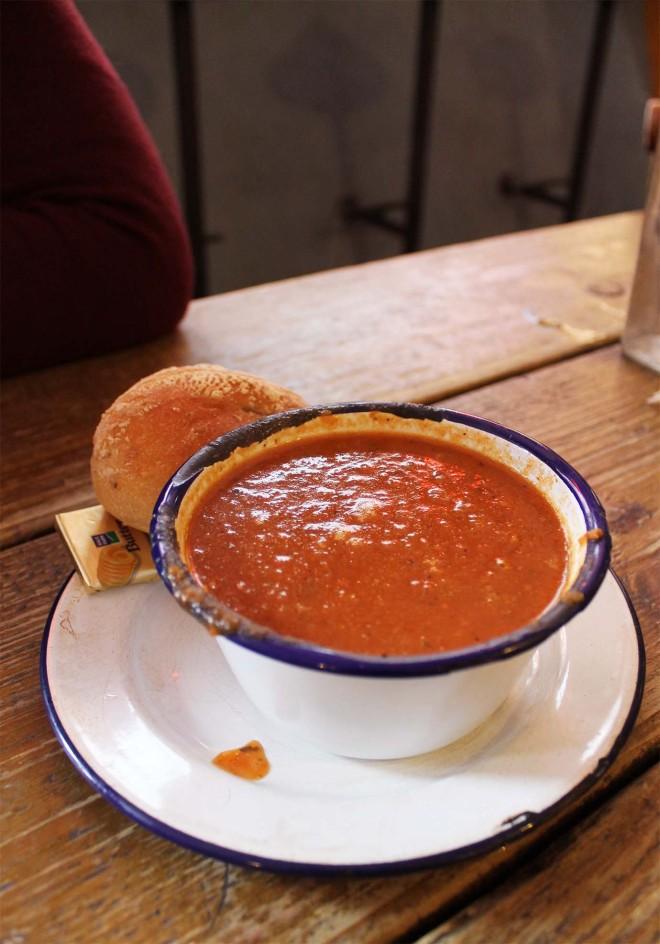 Soup Kitchen, Manchester | Cake + Whisky
