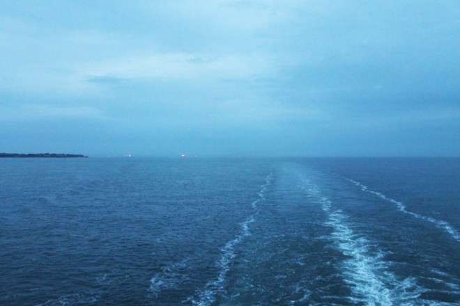 Sailing to Saint Malo with Brittany Ferries | Cake + Whisky