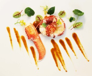 How to cook lobster   Masterclass at L'Ecole du Gout, Saint Malo   Cake + Whisky
