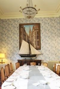 Hotel de France Le Chateaubriand, Saint Malo   Cake + Whisky