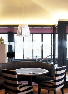 Restaurant Le 5, Saint Malo   Cake + Whisky