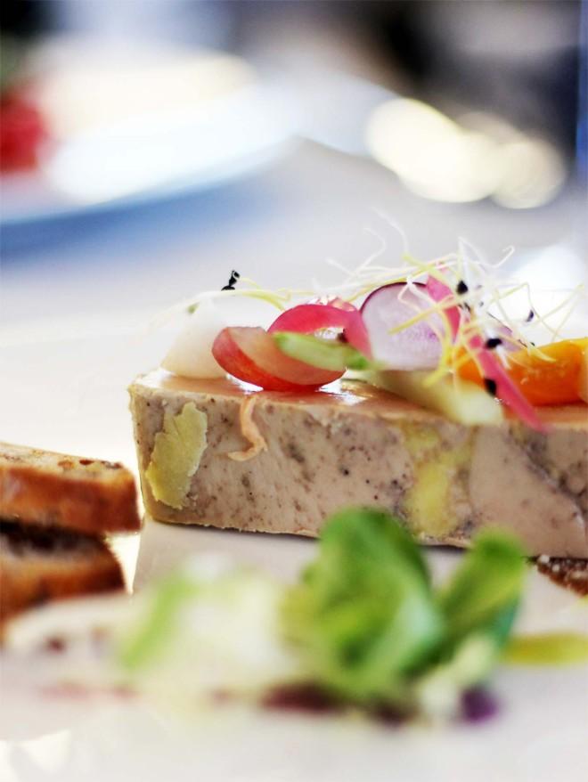 Restaurant Le 5, Saint Malo | Cake + Whisky