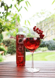 Raspberry Wine Spritzer   Cake + Whisky