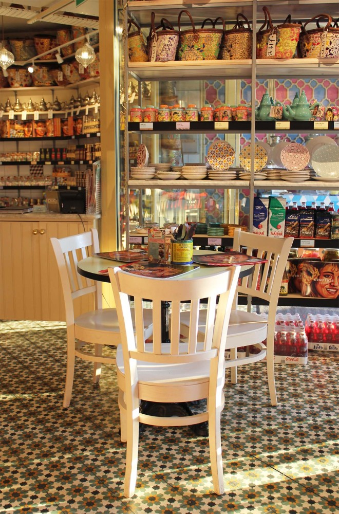 Comptoir Libanais at Riverside Kingston | Cake + Whisky
