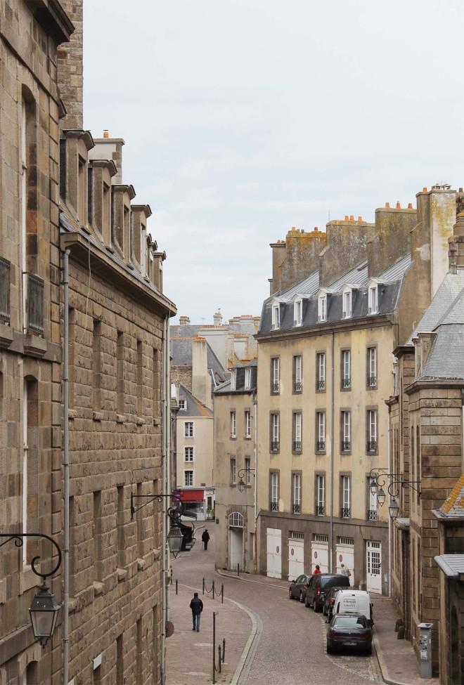 Saint Malo, Brittany, France | Cake + Whisky