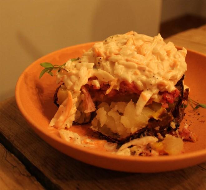 The Potato Project, London | Cake + Whisky