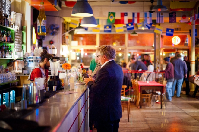 Bar Kick | Best London restaurants for Father's Day