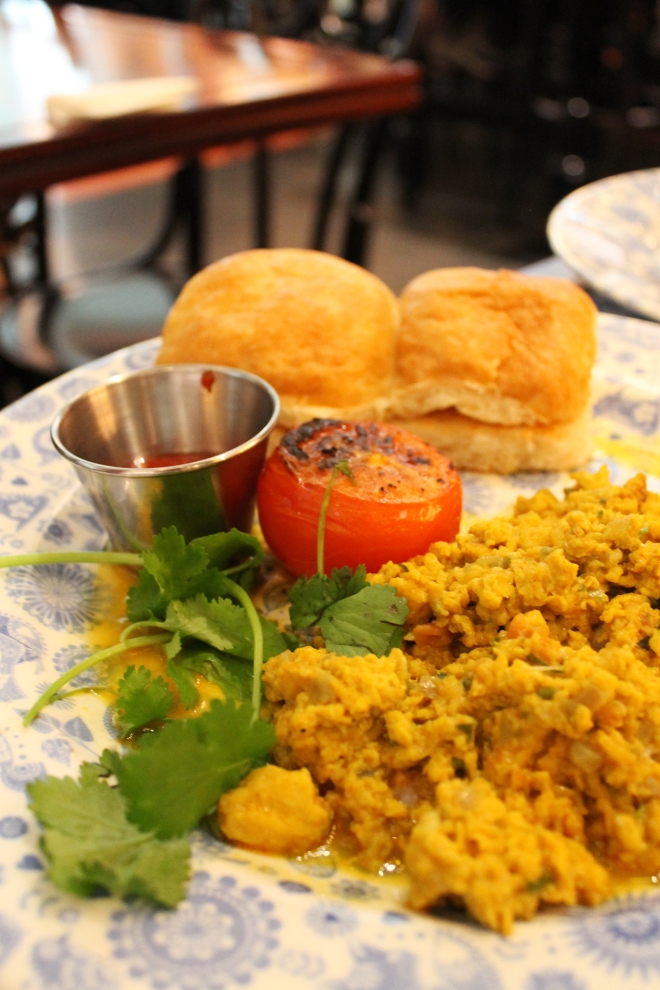 Brunch at Dishoom King's Cross | Cake + Whisky