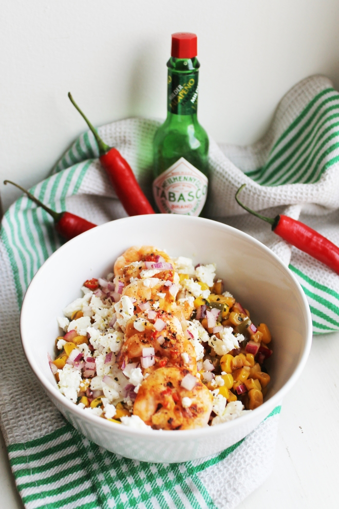 Mexican corn salad   Cake + Whisky