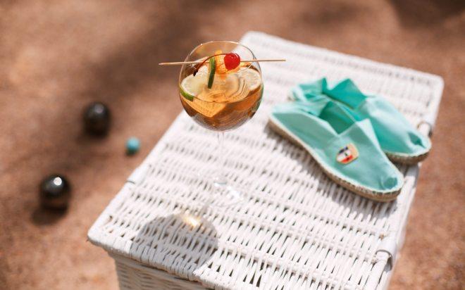 Le Méridien Piccadilly Summer Soirée | Cake + Whisky