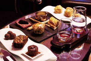 Gentlemen's Afternoon Tea at The Athenaeum | Best London restaurants for Father's Day