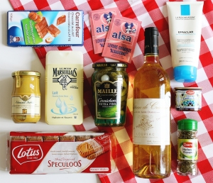 10 souvenirs to buy in a French supermarket | Cake + Whisky