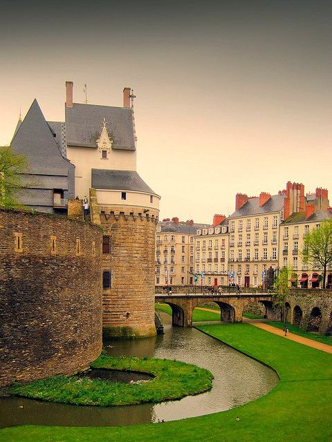 Nantes | 10 best French cities to travel to
