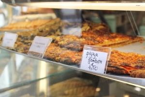 Breakfast in Paris at Boulangerie Bo   Cake + Whisky