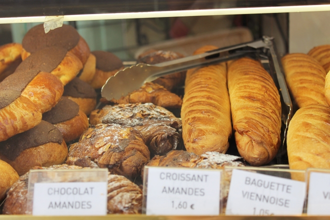 Breakfast in Paris at Boulangerie Bo | Cake + Whisky